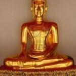 2 golden Buddha